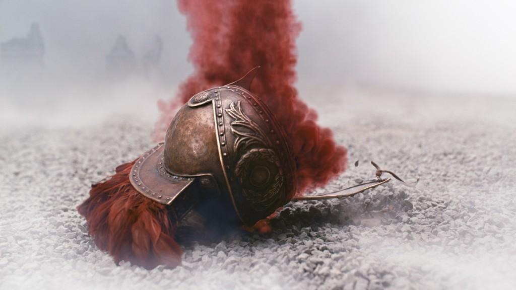 Barbarian Gas CGI Effects