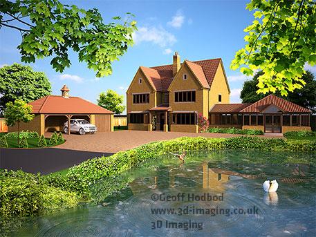 Luxury Home Floorplans