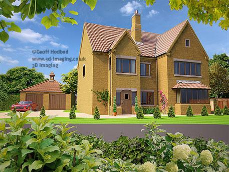Luxury House Plans UK
