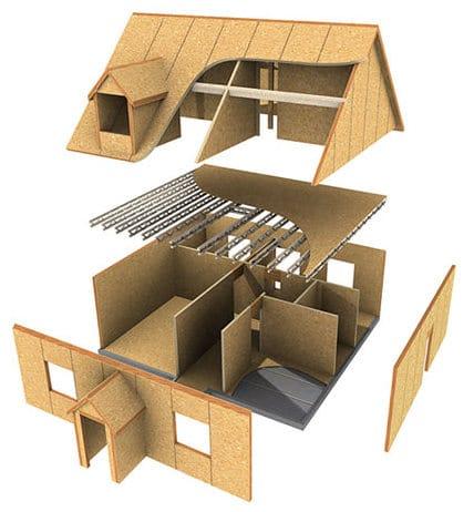 House Cutaway 3D